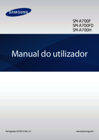 To view the document Samsung SM-A700F User Manual